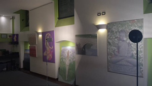 2015, Eclectika Exhibition in Miano